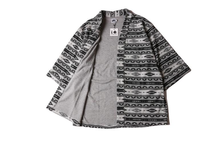 Tide Merek Jepang Laki Laki Berkerudung Longgar Korea Jaket Sweter Source · Flash Sale Tide merek jalan gaya Jepang longgar jubah cardigan Totem 2