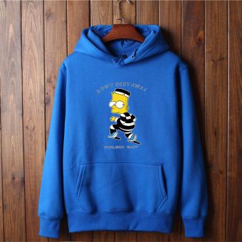 Harga Terendah Tide merek laki-laki berkerudung longgar sweater beberapa  sweater (Prison break Xin 63652b0f5e