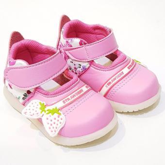 Jual Trendishoes Sepatu Anak Bayi Perempuan Variasi Berry Udxb02 ... 9742f6e399