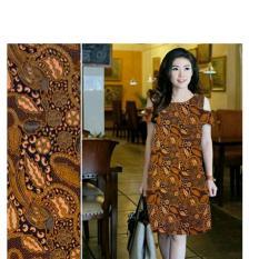 trendshopee Dress Wanita Batik Visara 3