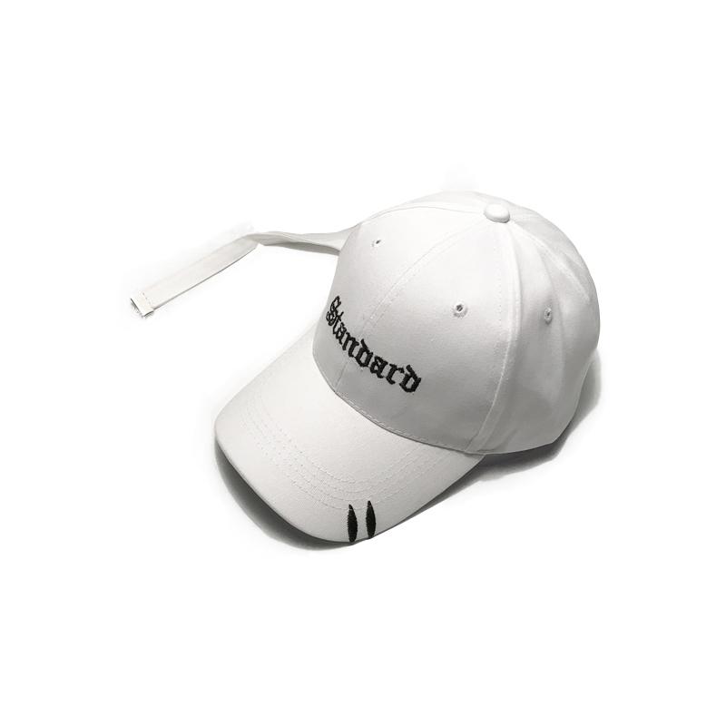 Tuan Korea Fashion Style perempuan musim panas topi baseball topi topi (Putih MZ-006