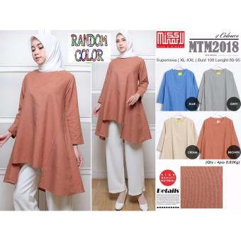 RATU SHOPPING TUNIK JUMBO SUPERNOVA XL XXL JUMBO / tunik big size / tunik besar /