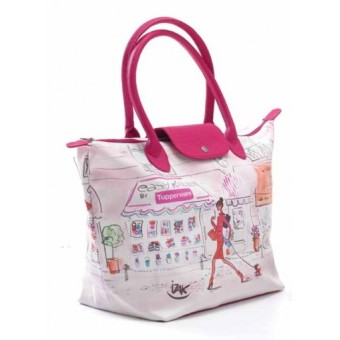Tupperware Tote Bag Miss Belle