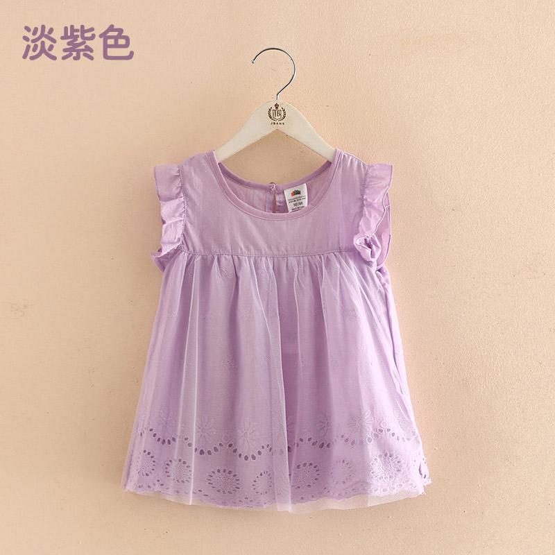 Flash Sale Tx-6676 Korea baru untuk anak perempuan anak-anak Qunshan Wawa Shan