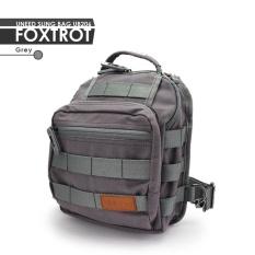 Rp 189.000. Uneed Tas Selempang Sling Bag Foxtrot 2 - UB206 - Abu-AbuIDR189000. Rp 189.000