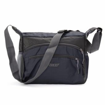 Unisex Women Men Travel Luggage Suitcase Sports Nylon Gym Tote Bag Handbag - intl - 2