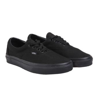 Vans U Era Shoes - Black/Black - 5