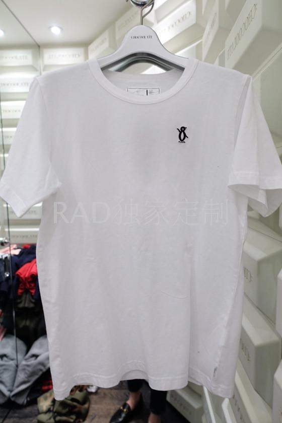 Versi Korea dari kapas baru longgar blus t-shirt (Putih)