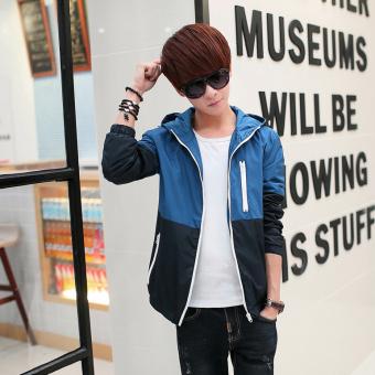 Harga Obral Nevada T-Shirt Print Anak Laki Laki - Putih. Source · Belanja Terbaik Versi Korea dari remaja baru pria kasual Qiuyi (051 biru [benar-