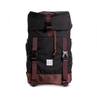 Visval Tas Ransel Laptop Backpack Metro - Black