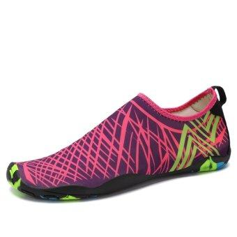 Water Shoes Men Women Barefoot Aqua Socks Quick-Dry Swim Shoes for Beach Pool Diving