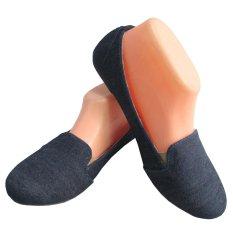 Woman Choice Flat Shoes Develop 33 - Sepatu Balet - Biru