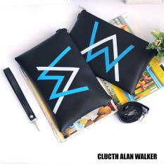 Women Clutch Alan Walker Simple