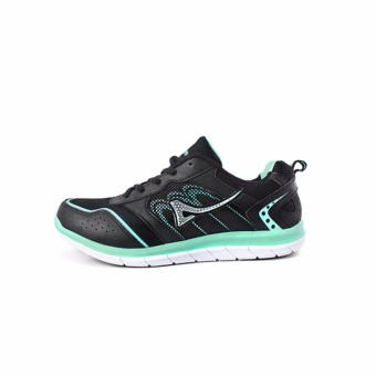 Women Mamamo Hitam Hijau Turquoise Woman Running Shoes