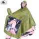 Diskon Penjualan XD tebal kanvas transparan tunggal pria dan wanita jas hujan mobil listrik jas hujan