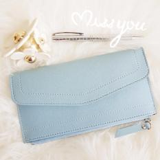 Yadas Korea Aleena Dompet HP Wanita - Soft Blue