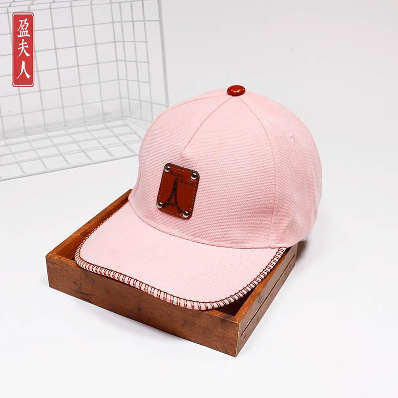 Yingfuren Korea Fashion Style perempuan bisbol topi topi musim gugur topi Paris standar .