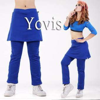Tanktop Baju Atasan Olahraga Wanita SPF110-Org. Source · Yovis CBR .
