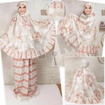 Sr Collection Mukena Muslim Saten Super Kombinasi Renda Source Mukena Bali Cantik AP . Source · Indonesia   Review Yuki Fashion Mukena .