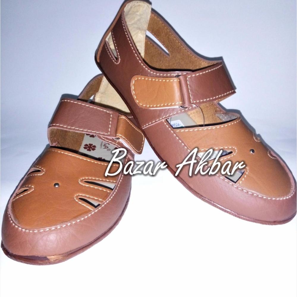 ... Yutaka flat shoes mocca-tan ...