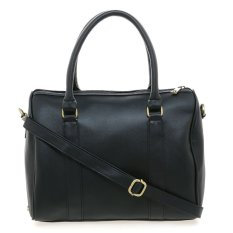 Zada Lydia Top Handle Bag - Hitam