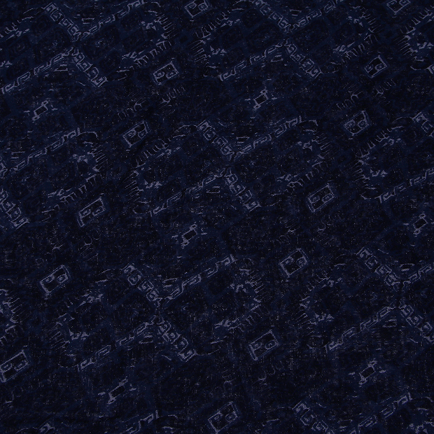 Zada Printed Pashmina Scarf Light Purple Daftar Harga Terkini Dan