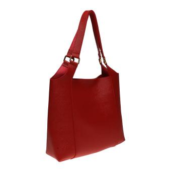 Detail Gambar Zada Selin Tote Bag - Merah Terbaru
