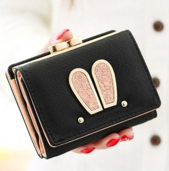 Zeebee Crystal Annabelle Long Women Wallet Dompet Panjang Wanita Source · ZeeBee Bunny s Ear Mini