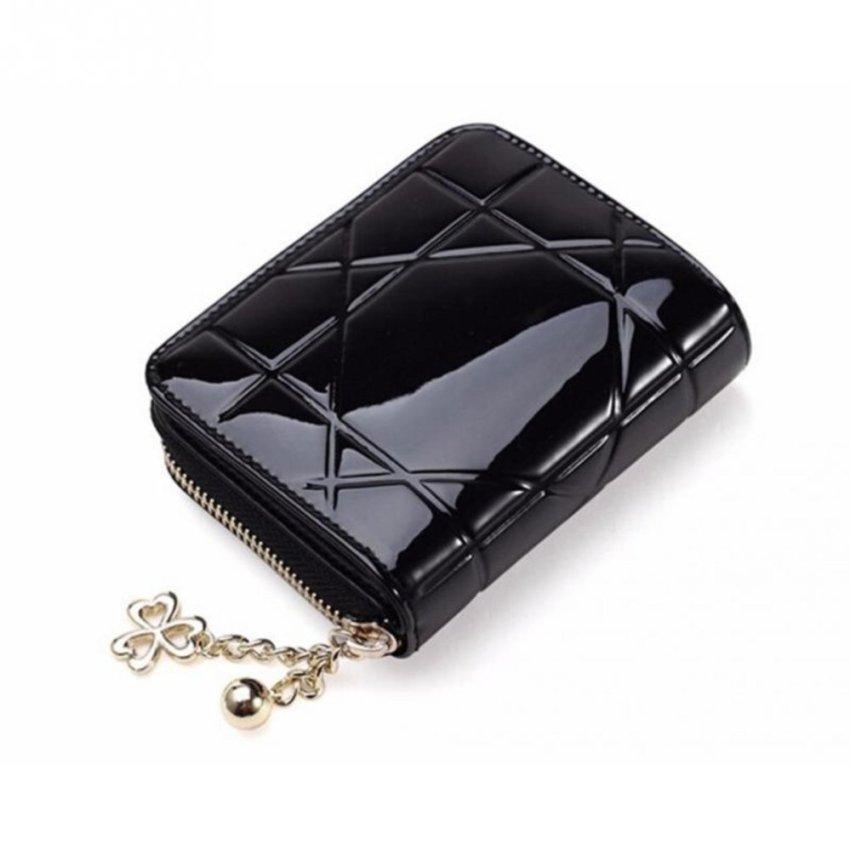 Zeebee Crystal Annabelle Long Women Wallet Dompet Panjang Wanita Source ZeeBee Geometric Patent .