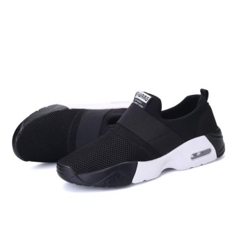 ZOQI Fashion Sports Shoes Younger Couple Shoes Men's And Women's Sneaker (black) - intl - 4