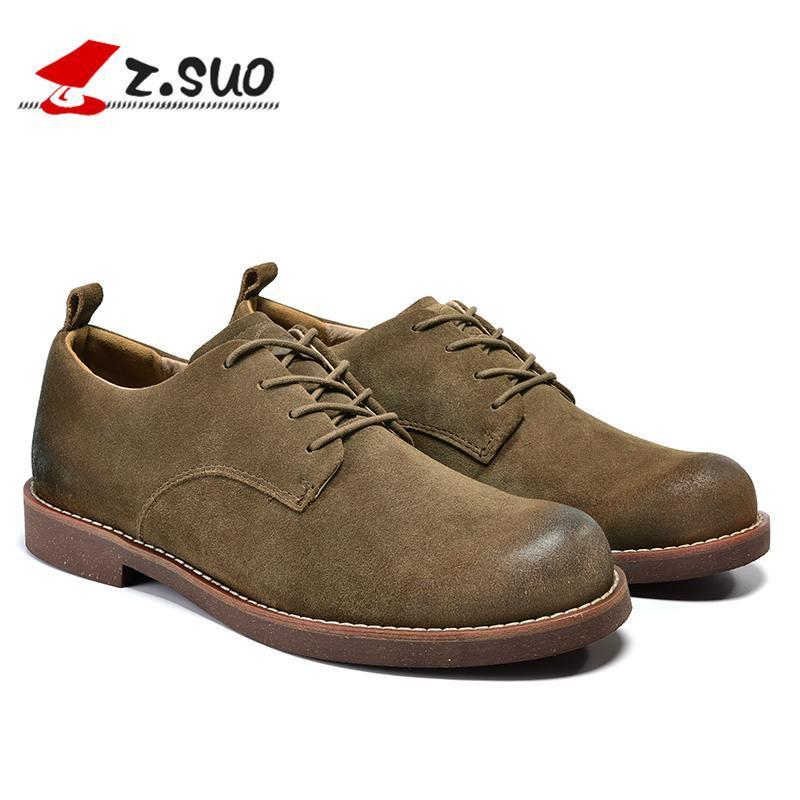 l'indonésie perbandingan hommes daim harga zsuo cuir chaussures en daim hommes 1b7998