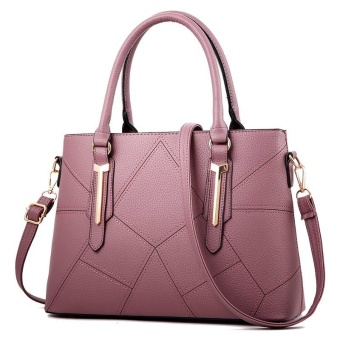ZUUCEE Wanita Fashion Handbags PU Leather Shoulder Lady Tas Messenger Big Leisure Handbag untuk Wanita (