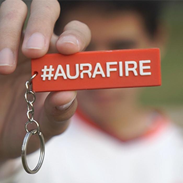Gelang Karet Freefire Aura Esport Original