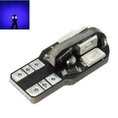 1 Pcs Lampu LED Mobil / Motor / Senja T10 / Wedge Side Canbus 8 SMD5730