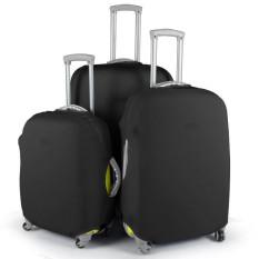 24 inci elastis penitipan koper penutup tas pelindung Case pelindung debu Harga Dan .