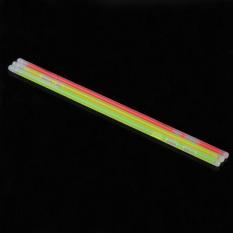 100Pcs Multi Color Glow Stick Light Bracelets Party Fun Glow BraceletIDR123000. Rp