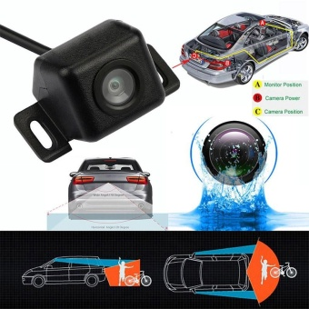 170? CMOS tahan air mobil Rear View Reverse cadangan parkir kamera HD Night Vision
