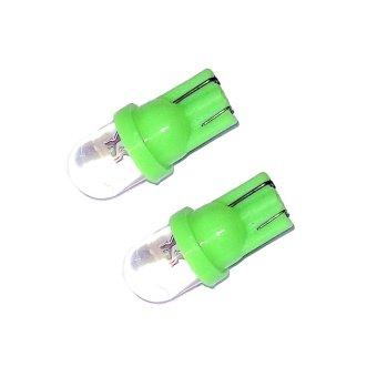 2 Buah LED Untuk Lampu Motor - Indicator gigi - Lampu senja DLL - Hijau