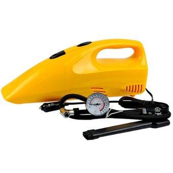 vacuum cleaner 2 in 1 inflator pompa angin ban & vacum penyedotdebu
