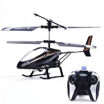 2.5 Channel Mini Remote Control Helicopter Remote Control ElectricLED Head Light Outdoor Helicopter Toys - intl