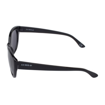 Harga 2.5 NVG Kacamata Wanita Hitam Bundar Proteksi UV 400 Lensa Hitam SUN  203 0202 Terbaru klik gambar. 6ca5179291