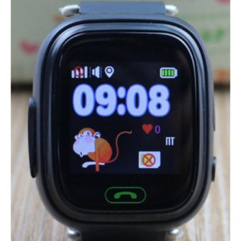 2Cool Kids Watch with Phone Call Touch Screen WiFi GPS TrackerPosition Anti Lose Children Watches - intl