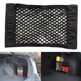 2Pcs Car Trunk Luggage Net Sticker For Audi A4 B5 B6 B8 A6 C5 C6A3a5 Q3 Q5 Q7 Bmw E46 E39 E90 E36 E34 E30 F30 F10 X5 X6Toyotacorolla Accessories - intl