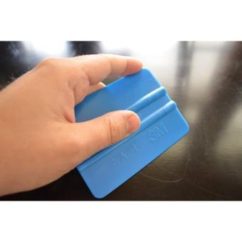 3M Scotchcal Application Squeegee - Alat Bantu Pasang Stiker / Film- Biru - 2