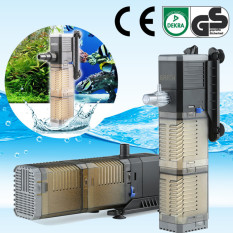 Mini Ac 110v 220v 07m 320lh 5w Submersible Water Pump Aquarium Eu Source · 600L H