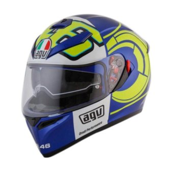 AGV K3SV WINTERTEST BLUE46