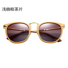 Aier wanita baru UV matahari kaca mata retro kacamata hitam kacamata hitam d48dfde093