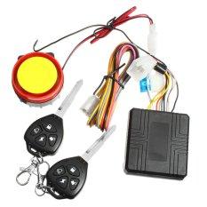 Aktivasi Alarm Sepeda Motor Remote Dengan Mengendalikan Remote Kunci