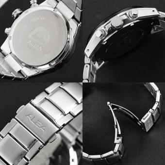 Alba Active Chronograph Jam Tangan Pria - Tali Stainless Steel - AT3909X1 - 2