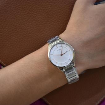 Alba Fashion Analog Jam Tangan Wanita - Tali Stainless Steel - AH7L15X1 - 4